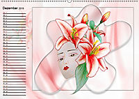Lady Lilien (Wandkalender 2019 DIN A2 quer) - Produktdetailbild 12