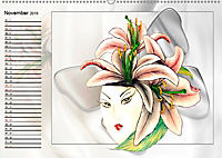 Lady Lilien (Wandkalender 2019 DIN A2 quer) - Produktdetailbild 11