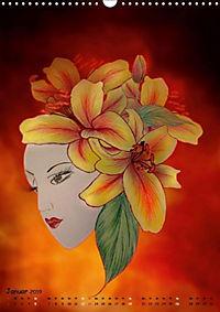 Lady Lilien (Wandkalender 2019 DIN A3 hoch) - Produktdetailbild 1