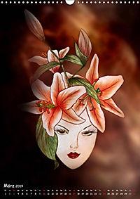 Lady Lilien (Wandkalender 2019 DIN A3 hoch) - Produktdetailbild 3