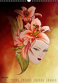 Lady Lilien (Wandkalender 2019 DIN A3 hoch) - Produktdetailbild 5