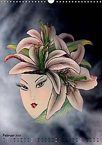 Lady Lilien (Wandkalender 2019 DIN A3 hoch) - Produktdetailbild 2