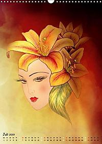 Lady Lilien (Wandkalender 2019 DIN A3 hoch) - Produktdetailbild 7