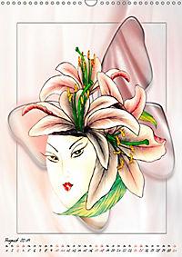 Lady Lilien (Wandkalender 2019 DIN A3 hoch) - Produktdetailbild 8