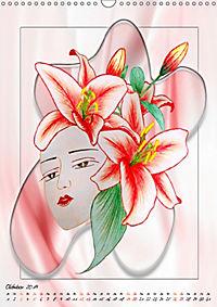 Lady Lilien (Wandkalender 2019 DIN A3 hoch) - Produktdetailbild 10