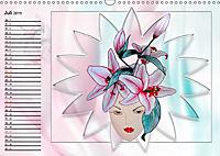 Lady Lilien (Wandkalender 2019 DIN A3 quer) - Produktdetailbild 7