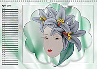 Lady Lilien (Wandkalender 2019 DIN A3 quer) - Produktdetailbild 4