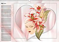 Lady Lilien (Wandkalender 2019 DIN A3 quer) - Produktdetailbild 5