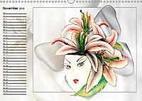 Lady Lilien (Wandkalender 2019 DIN A3 quer) - Produktdetailbild 11