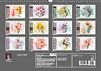 Lady Lilien (Wandkalender 2019 DIN A3 quer) - Produktdetailbild 13