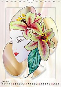 Lady Lilien (Wandkalender 2019 DIN A4 hoch) - Produktdetailbild 7