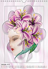 Lady Lilien (Wandkalender 2019 DIN A4 hoch) - Produktdetailbild 11