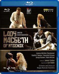 Lady Macbeth Of Mtsensk, Conlon, Charbonnet, Vaneev