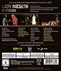Lady Macbeth Of Mtsensk - Produktdetailbild 1