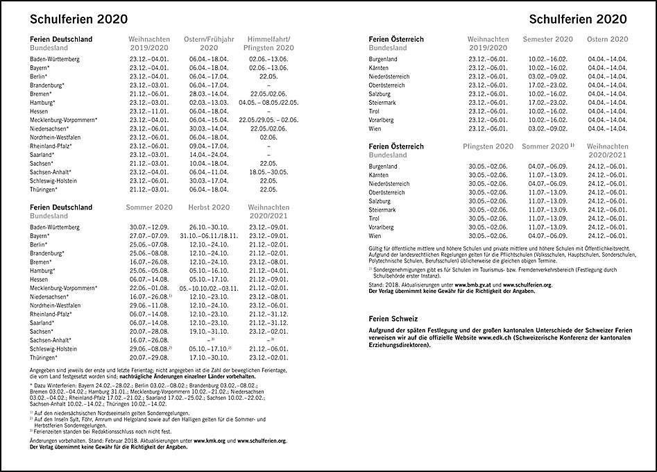 semesterferien 2020 tirol