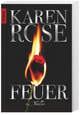 Lady-Thriller Band 11: Feuer, Karen Rose