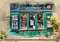 Läden in Europa - romantisch und schön (Tischkalender 2019 DIN A5 quer) - Produktdetailbild 1