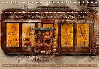 Läden in Europa - romantisch und schön (Tischkalender 2019 DIN A5 quer) - Produktdetailbild 2