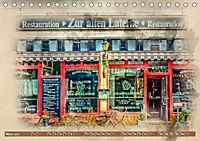 Läden in Europa - romantisch und schön (Tischkalender 2019 DIN A5 quer) - Produktdetailbild 6