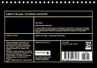 Läden in Europa - romantisch und schön (Tischkalender 2019 DIN A5 quer) - Produktdetailbild 9
