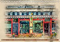 Läden in Europa - romantisch und schön (Tischkalender 2019 DIN A5 quer) - Produktdetailbild 3