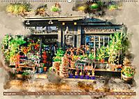 Läden in Europa - romantisch und schön (Wandkalender 2019 DIN A2 quer) - Produktdetailbild 8