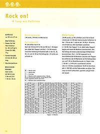 Lässige Loops rund ums Jahr gestrickt und gehäkelt - Produktdetailbild 2