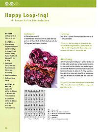 Lässige Loops rund ums Jahr gestrickt und gehäkelt - Produktdetailbild 5