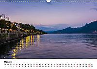 Lago Maggiore - Das westliche UferCH-Version (Wandkalender 2019 DIN A3 quer) - Produktdetailbild 5