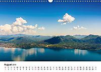 Lago Maggiore - Das westliche UferCH-Version (Wandkalender 2019 DIN A3 quer) - Produktdetailbild 8