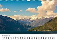 Lago Maggiore - Das westliche UferCH-Version (Wandkalender 2019 DIN A3 quer) - Produktdetailbild 9