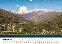 Lago Maggiore - Das westliche UferCH-Version (Wandkalender 2019 DIN A3 quer) - Produktdetailbild 11