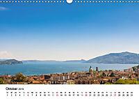 Lago Maggiore - Das westliche UferCH-Version (Wandkalender 2019 DIN A3 quer) - Produktdetailbild 10