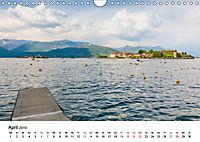 Lago Maggiore - Das westliche UferCH-Version (Wandkalender 2019 DIN A4 quer) - Produktdetailbild 4
