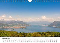 Lago Maggiore - Das westliche UferCH-Version (Wandkalender 2019 DIN A4 quer) - Produktdetailbild 2