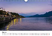 Lago Maggiore - Das westliche UferCH-Version (Wandkalender 2019 DIN A4 quer) - Produktdetailbild 5