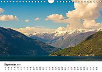 Lago Maggiore - Das westliche UferCH-Version (Wandkalender 2019 DIN A4 quer) - Produktdetailbild 9