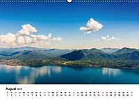 Lago Maggiore - Das westliche UferCH-Version (Wandkalender 2019 DIN A2 quer) - Produktdetailbild 8