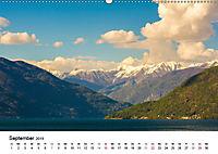 Lago Maggiore - Das westliche UferCH-Version (Wandkalender 2019 DIN A2 quer) - Produktdetailbild 9