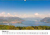 Lago Maggiore - Das westliche UferCH-Version (Wandkalender 2019 DIN A2 quer) - Produktdetailbild 2