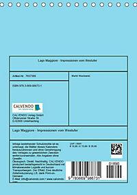Lago Maggiore - Impressionen vom Westufer (Tischkalender 2019 DIN A5 hoch) - Produktdetailbild 9