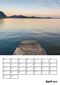 Lago Maggiore - Impressionen vom Westufer (Tischkalender 2019 DIN A5 hoch) - Produktdetailbild 4