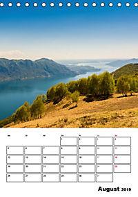 Lago Maggiore - Impressionen vom Westufer (Tischkalender 2019 DIN A5 hoch) - Produktdetailbild 8