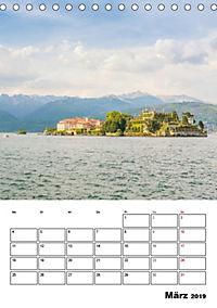 Lago Maggiore - Impressionen vom Westufer (Tischkalender 2019 DIN A5 hoch) - Produktdetailbild 3