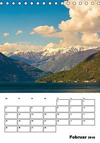 Lago Maggiore - Impressionen vom Westufer (Tischkalender 2019 DIN A5 hoch) - Produktdetailbild 2