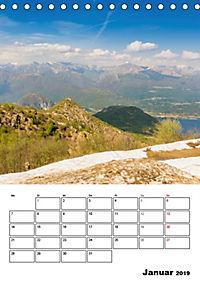 Lago Maggiore - Impressionen vom Westufer (Tischkalender 2019 DIN A5 hoch) - Produktdetailbild 1