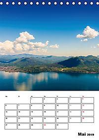 Lago Maggiore - Impressionen vom Westufer (Tischkalender 2019 DIN A5 hoch) - Produktdetailbild 5