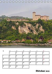 Lago Maggiore - Impressionen vom Westufer (Tischkalender 2019 DIN A5 hoch) - Produktdetailbild 10