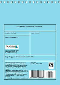 Lago Maggiore - Impressionen vom Westufer (Tischkalender 2019 DIN A5 hoch) - Produktdetailbild 13