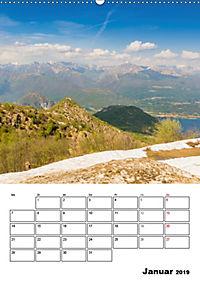 Lago Maggiore - Impressionen vom Westufer (Wandkalender 2019 DIN A2 hoch) - Produktdetailbild 1